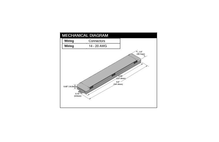 optotronic electronic 12vdc  u0026 24vdc constant voltage ot 50  120v  24 l