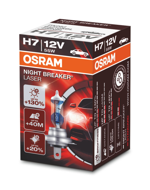night breaker laser h7 osram automotive