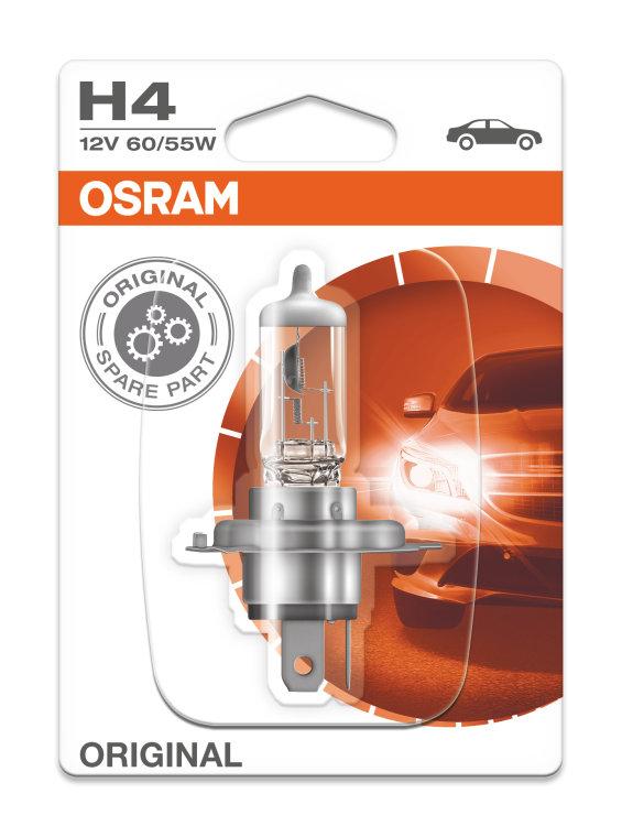 Osram Lampe H4 12V60//55W HD 94193
